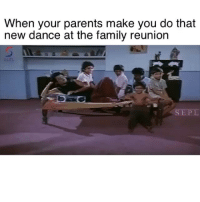 "Lmao show 'em! 😂😂 Song: ""2 Minute Drills"" by @WhoIsALLBLACK: When your parents make you do that  new dance at the family reunion  SLPL  SEPL Lmao show 'em! 😂😂 Song: ""2 Minute Drills"" by @WhoIsALLBLACK"