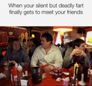 Farting and Wasting It Burping and Tasting It Why Fart and