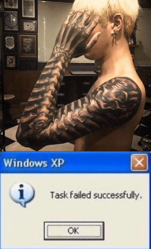 When your tattoo artist is really good, but failed anatomy by ZappBrannigansLaw MORE MEMES: When your tattoo artist is really good, but failed anatomy by ZappBrannigansLaw MORE MEMES