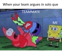 Memes, 🤖, and Twitches: When your team argues in solo que  TEAMMATE  ME = LeagueMemes ft. Wingolos =  Wingolos www.youtube.com/c/wingolos www.twitch.tv/wingolos