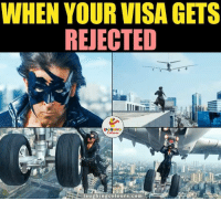 Indianpeoplefacebook, Visa, and Rejected: WHEN YOUR VISA GETS  REJECTED  LA  laughing colours com :P :V