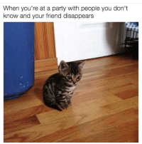 Send help 😿 You need to follow @girlsthinkimfunny @girlsthinkimfunny @girlsthinkimfunny @girlsthinkimfunny: When you're at a party with people you don't  know and your friend disappears Send help 😿 You need to follow @girlsthinkimfunny @girlsthinkimfunny @girlsthinkimfunny @girlsthinkimfunny