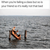 👬👭 engineering friends bff failing engineers engineer engineeringmemes engineering_memes student friend: When you're failing a class but so is  your friend so it's really not that bad  @Masi Popal 👬👭 engineering friends bff failing engineers engineer engineeringmemes engineering_memes student friend