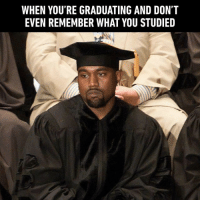9gag, Memes, and Business: WHEN YOU'RE GRADUATING AND DON'T  EVEN REMEMBER WHAT YOU STUDIED All I can remember is my business professor's mole under his left eye - 9gag graduation