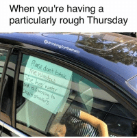 Girl Memes, Rough, and Nap: When you're having a  particularly rough Thursday  nsta  ased  of b Ugh I need a nap
