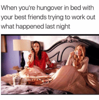 Friends, Work, and Best: When you're hungover in bed with  your best friends trying to work out  what happened last night Which Gossip Girl character are you based on your zodiac sign??? Find out up on the blog now! LINK IN BIO👆🏻 gossipgirl