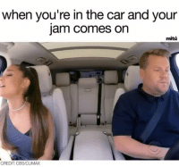 Latinos, Memes, and Cbs: when you're in the car and your  am comes on  mitú  CREDIT: CBS/CLIMAX Sa sa sa 👏🏻👏🏻😂 🔥 Follow Us 👉 @latinoswithattitude 🔥 latinosbelike latinasbelike latinoproblems mexicansbelike mexican mexicanproblems hispanicsbelike hispanic hispanicproblems latina latinas latino latinos hispanicsbelike Video by - @wearemitu