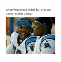 Memes, 🤖, and When-Your-Mad: when you're mad as hell but that one  person makes u laugh