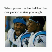Funny, Madding, and When-Your-Mad: When you're mad as hell but that  one person makes you laugh