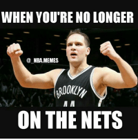 Yesterday was a very happy day for Bojan Bogdanovic as he was traded from the Brooklyn Nets (9-47) to the Washington Wizards (34-21) 😂👏 Double tap and tag some friends below! 👍⬇: WHEN YOURE NO LONGER  NBA MEMES  M M  ON THE NETS Yesterday was a very happy day for Bojan Bogdanovic as he was traded from the Brooklyn Nets (9-47) to the Washington Wizards (34-21) 😂👏 Double tap and tag some friends below! 👍⬇