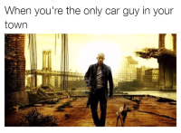 Cars, Memes, and Car: When you're the only car guy in your  town *Crickets chirping* Car memes