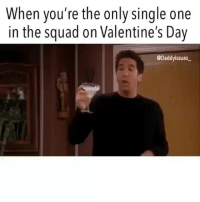 Happy Valentine's Day to all my FRIENDS lovers!! 🖤 Did a V-day PSA on my other ig @violetbenson: When you're the only single one  in the squad on Valentine's Day  @Daddyissues Happy Valentine's Day to all my FRIENDS lovers!! 🖤 Did a V-day PSA on my other ig @violetbenson