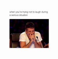 Girl Memes, Sucks, and Situations: when you're trying not to laugh during  a serious situation sucks for you