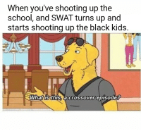 25 Best Crossover Episode Memes When The Memes From Memes The Memes