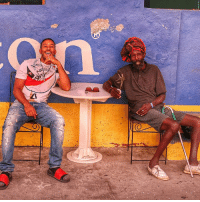 Love, Memes, and Respect: Whenever I visit another country, I always feel the need to touch the town and show respect to the locals and my appreciation of their culture. #love #stlucia