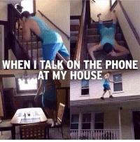 Crying, Memes, and My House: WHENI TALK ON THE PHONE  AT MY HOUSE This is why I text 😂💞 ✿ 🌿| QOTP : what was the worst thing you've ever eaten in your life? 🤢 ✿ Want me to post one of your memes? Just use the hashtag -kawaiimemez 😚 ✿ 🌷| Tags : meme memes clean cleanmeme cleanmemes lol lolol ha haha omg dying crying laughing laugh laughoutloud goofy hilarious wow kawaii kawaiimemeteam relatable joke jokes kawaiimeme