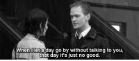 Good, Http, and Net: WhenUlet a day go by without talking to you,  that day it's just no good. http://iglovequotes.net/