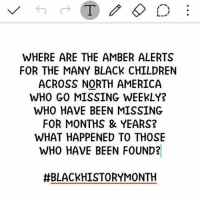 """""""We have to start protecting ourselves"""" riseup melaninpeople wethepeople stop humantrafficking humantraffickingawareness Repost @bimbaby_tdotlady: WHERE ARE THE AMBER ALERTS  FOR THE MANY BLACK CHILDREN  ACROSS NORTH AMERICA  WHO GO MISSING WEEKLY?  WHO HAVE BEEN MISSING  FOR MONTHS & YEARS?  WHAT HAPPENED TO THOSE  WHO HAVE BEEN FOUND?  ttBLACKHISTORYMONTH """"We have to start protecting ourselves"""" riseup melaninpeople wethepeople stop humantrafficking humantraffickingawareness Repost @bimbaby_tdotlady"""