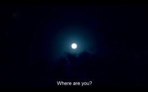 You, Where Are You, and Are You: Where are you?