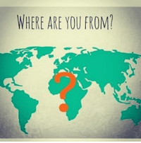 WHERE ARE YOU FROM' Where are you from? Let pray for every country. We should take a moment to pray for the countries, as we read the comments.
