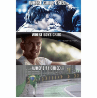 I was actually pretty upset at this point, as you could probably tell if you were looking at our posts when it happened...  Also, we made a YouTube video summing up our reaction: https://youtu.be/7Nc9vn-oWS8  #JB38F1B / #ChamF1B: WHERE BOYS CRIED  Center au  WHERE F1 CRIED I was actually pretty upset at this point, as you could probably tell if you were looking at our posts when it happened...  Also, we made a YouTube video summing up our reaction: https://youtu.be/7Nc9vn-oWS8  #JB38F1B / #ChamF1B