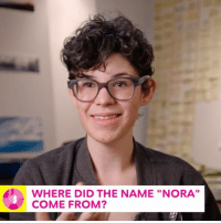 "Memes, Spring Break, and Break: WHERE DID THE NAME ""NORA""  COME FROM? Rebecca Sugar gives us an inside look at the StevenUniverse Spring Break arc. Maybe her nickname should be Nora from now on 😄 CNSide"