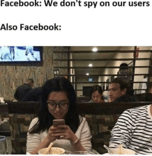 Where ever you go, Zuckerburg will be there by Grabs2625 MORE MEMES: Where ever you go, Zuckerburg will be there by Grabs2625 MORE MEMES