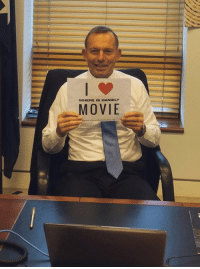 """Former Prime Minister Tony Abbott has joined the Where Is Daniel team and shown his support for the Daniel Morcombe Foundation!  """"The Morcombes have done so much for the community  and our country . Let's get their story to the world by getting behind the campaign and help make this film happen.""""  Thanks for the support Tony! Visit www.whereisdanielmovie.com to do the same.: WHERE IS DANIEL?  MOVIE Former Prime Minister Tony Abbott has joined the Where Is Daniel team and shown his support for the Daniel Morcombe Foundation!  """"The Morcombes have done so much for the community  and our country . Let's get their story to the world by getting behind the campaign and help make this film happen.""""  Thanks for the support Tony! Visit www.whereisdanielmovie.com to do the same."""