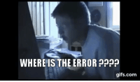 Gifs, Libraries, and Com: WHERE IS THE ERROR?  gifs.com TODO: remove libraries