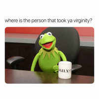 Virginity, Dank Memes, and Who: where is the person that took ya virginity?  AILY Who Knows? 🤷🏽♂️