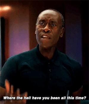 Tumblr, Blog, and Http: Where the hell have you been all this time? cptainsrogers:  okoye  rhodey know what's up