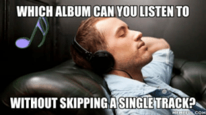 Linkin Park, Com, and Can: WHICH ALBUM CAN YOU LISTEN TO  WITHOUT SKIPPING ASINGLETRACKA  MEMEFUL COM Linkin Park Meteora, whos with me?