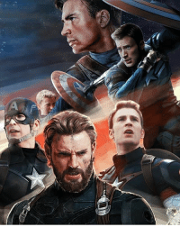 ; Which Cap look is your favorite? AvengersInfinityWar TheAvengers CaptainAmerica SteveRogers Marvel ChrisEvans: ; Which Cap look is your favorite? AvengersInfinityWar TheAvengers CaptainAmerica SteveRogers Marvel ChrisEvans