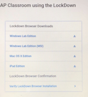 Which Lockdown Broswer do I download? I have an HP laptop using Windows 10, sorry I'm not really good with stuff like this.: Which Lockdown Broswer do I download? I have an HP laptop using Windows 10, sorry I'm not really good with stuff like this.