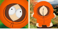 Dank, 🤖, and One: Which one is YOUR favorite Kenny? Major Boobage (Cheesin') Kenny or Picture Day Kenny?
