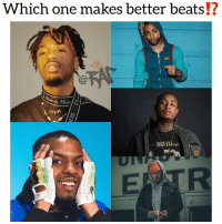 Friends, Memes, and Beats: Which one makes better beats!?  de Mari/ O  NIRVAM Comment ⬇️ Follow @bars for more ➡️ DM 5 FRIENDS