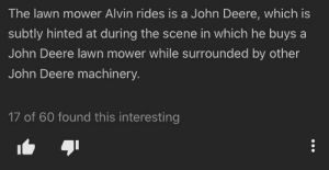 Which one of you jokers had been submitting trivia to The Straight Story's IMDB page?: Which one of you jokers had been submitting trivia to The Straight Story's IMDB page?