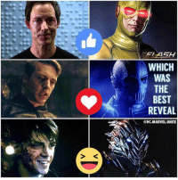 Memes, Best, and Marvel: WHICH  WAS  THE  BEST  REVEAL  ODC,MARVEL, UNITE Lets hear it !! (Robert Gabel Jr)