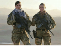 Memes, Boots, and Women: While you carry a purse, she carries a 65lb rucksack. While you shop with your girlfriends, she cleans her rifle with her battle buddies. When you wear heels, she wears her combat boots. Don't forget about the women who serve. https://t.co/i3aa5bZmaw