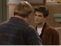 Adam Scott, Target, and Tumblr: whippit-princess:  lasso:    Guys seriously would you LOOK at mini Adam Scott from Boy Meets World circa 1994    was this when he was mayor