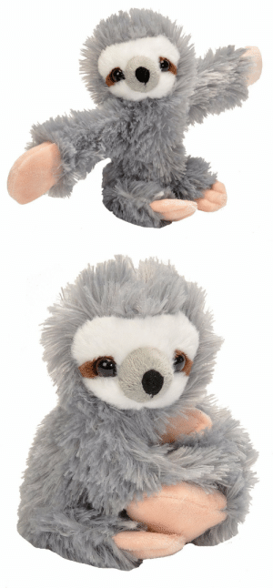 whirelez:  Huggers Sloth PlushThis Hugger sloth stuffed animal is fun for kids of all ages, allowing hours of creative play and learning. These fuzzy little creatures are fun educational toys for kids. Better yet, these little plushies can come with your child wherever they go. Huggers are not only stuffed animals, but also slap bracelets, making them a wearable companion that hugs you all the time. https://tinyurl.com/ycwbnsz7: whirelez:  Huggers Sloth PlushThis Hugger sloth stuffed animal is fun for kids of all ages, allowing hours of creative play and learning. These fuzzy little creatures are fun educational toys for kids. Better yet, these little plushies can come with your child wherever they go. Huggers are not only stuffed animals, but also slap bracelets, making them a wearable companion that hugs you all the time. https://tinyurl.com/ycwbnsz7