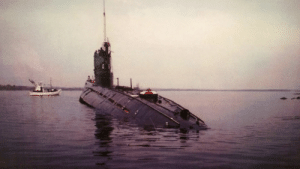 """Soviet, Swedish, and Whiskey: """"Whiskey on the rocks"""" : in 1981, this nuclear-armed soviet submarine inadvertently beached near a major Swedish naval base"""