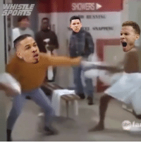 """Memes, Nba, and Wshh: WHISLE  PONL  SHOWERS """"BREAKING: Exclusive footage from the Clippers locker room released"""" 😳😂 NBA @whistlesports WSHH"""