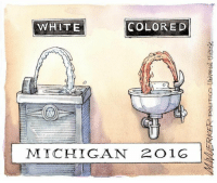 """Complex, Tumblr, and Blog: WHITE  COLOR ED  MTCHIGAN 2016 <p><a href=""""http://literally--hitler.tumblr.com/post/153406746830/pipermccloud-nevaehtyler-flint-michigan"""" class=""""tumblr_blog"""">literally–hitler</a>:</p><blockquote> <p><a href=""""http://pipermccloud.tumblr.com/post/153406426908/nevaehtyler-flint-michigan-hasnt-had-clean"""" class=""""tumblr_blog"""">pipermccloud</a>:</p> <blockquote> <p><a href=""""http://nevaehtyler.tumblr.com/post/153402839771/flint-michigan-hasnt-had-clean-water-since-april"""" class=""""tumblr_blog"""">nevaehtyler</a>:</p> <blockquote><p>Flint, Michigan hasn't had clean water since April 24, 2014.</p></blockquote> <figure class=""""tmblr-full"""" data-orig-height=""""328"""" data-orig-width=""""600""""><img src=""""https://78.media.tumblr.com/ee34712fba5a5df693b39df3fba02047/tumblr_inline_ogx2d53NQX1tzhz7j_540.jpg"""" data-orig-height=""""328"""" data-orig-width=""""600""""/></figure><p>Take it up with these people.</p> </blockquote> <p>so according to the cartoon, flint is getting clean water, but its being piped specifically to white peoples houses &amp; no one elses?</p> <p>sounds like a pretty complex operation</p> </blockquote>"""