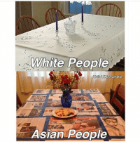 LOL!! Asian people always resourceful 😂😂 does your family do this?? 🍽🙄 newspaper to cover the table when you eat: White  People  AZN never Die  OF THE YEA  Asian People LOL!! Asian people always resourceful 😂😂 does your family do this?? 🍽🙄 newspaper to cover the table when you eat