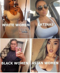 Latinas in Texas be fine and thicc Asff: WHITE WOMEN LATINAS  BLACK WOMEN ASIAN WOMEN Latinas in Texas be fine and thicc Asff