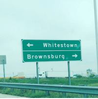 United, United States, and Jim Crow: Whitestown  Brownsburg Jim Crow laws in the United States - circa 1950