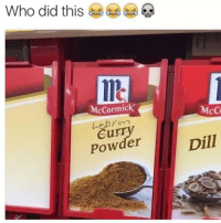 Tag who did this 😂: Who did this  mt  McCormick  Lebron  Powder  Mcco  Dill Tag who did this 😂