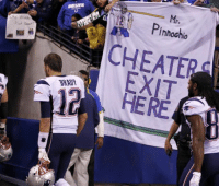 4bb893f8 Indianapolis Colts, Tom Brady, and Troll: Who drinks Flat beert Pinnochio  CHEATE HERE