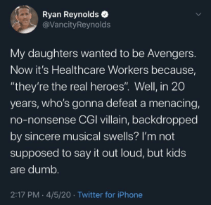 Who else but Ryan Reynolds.: Who else but Ryan Reynolds.